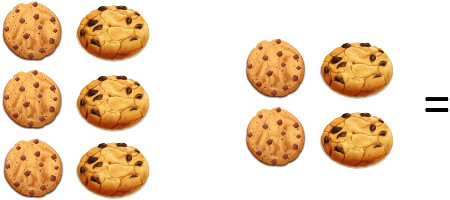 Jason had 6 biscuits. He gave 4 biscuits to his sister. How many biscuits does Jason have now?